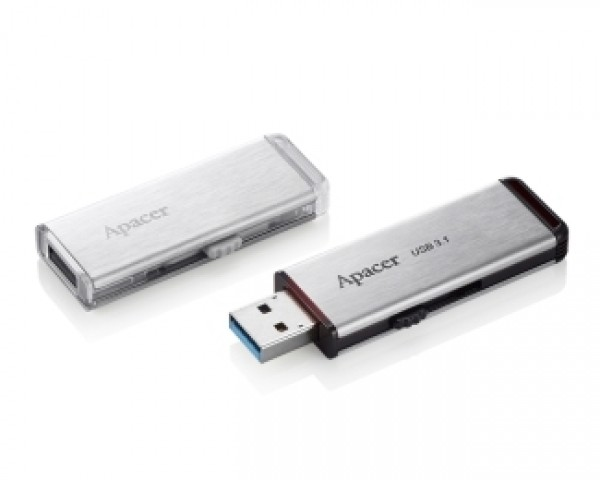 APACER 32GB AH35A USB 3.1 flash srebrni