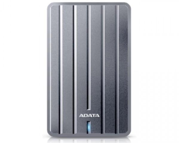 A-DATA 2TB 2.5'' AHC660-2TU3-CGY sivi eksterni hard disk