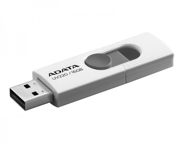 A-DATA 16GB 2.0 AUV220-16G-RWHGY belo sivi