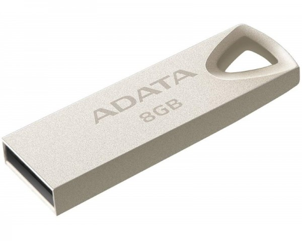 A-DATA 8GB 2.0 AUV210-8G-RGD zlatni