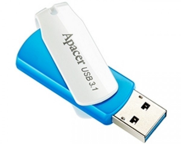 APACER 8GB AH357 USB 3.1 flash plavi