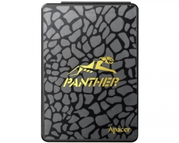 APACER 480GB 2.5'' SATA III AS340 SSD Panther series