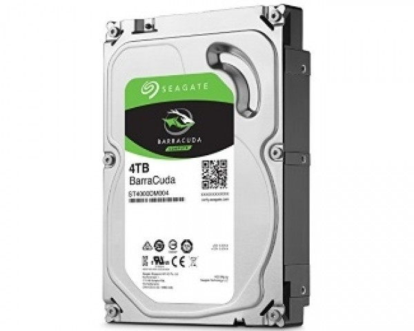 SEAGATE 4TB 3.5'' SATA III 256MB 5.400 ST4000DM004 Barracuda Guardian