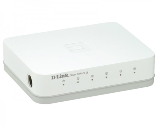 D-LINK GO-SW-5G 5port switch
