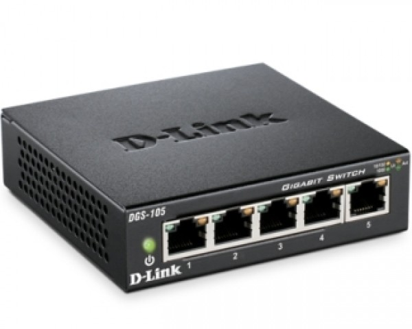 D-LINK DGS-105 5port switch