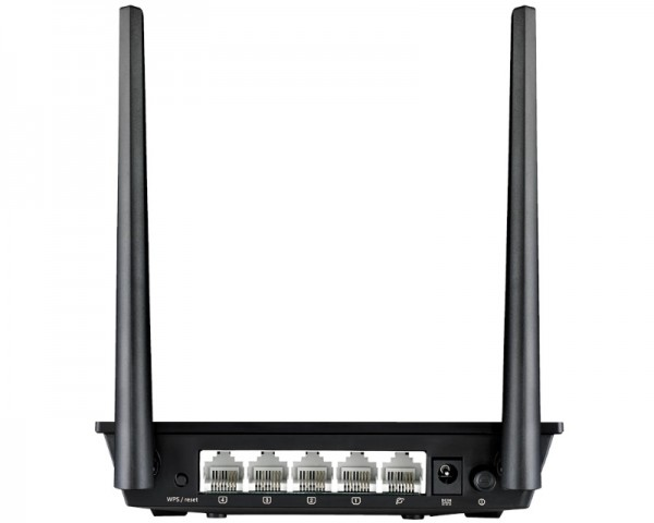 ASUS RT-N11P Wireless N300 ruter