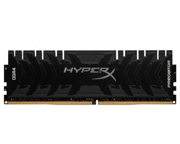 KINGSTON DIMM DDR4 64GB (4x16GB kit) 2400MHz HX424C12PB3K464 HyperX XMP Predator