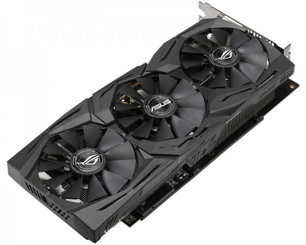 ASUS AMD Radeon RX 580 8GB ROG-STRIX-RX580-T8G-GAMING