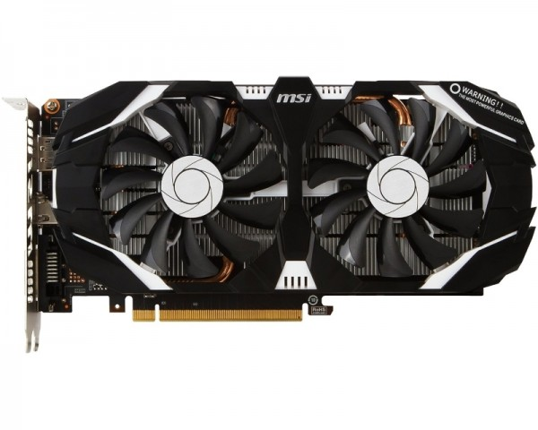 MSI nVidia GeForce GTX 1060 3GB 192bit GTX 1060 3GT OC