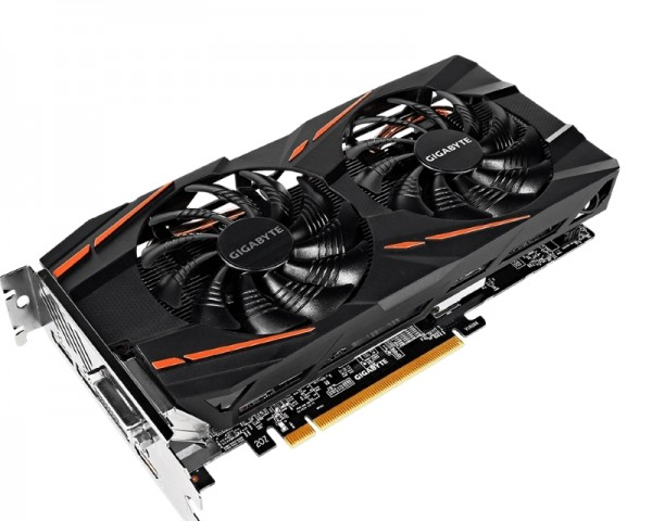 GIGABYTE AMD Radeon RX 570 4GB 256bit GV-RX570GAMING-4GD-MI rev.1.1