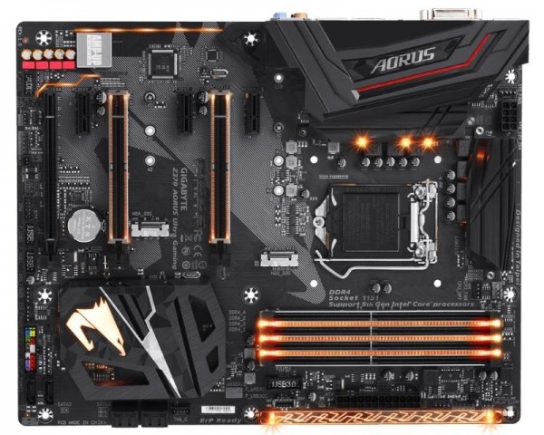 GIGABYTE Z370 AORUS Ultra Gaming rev.2.0