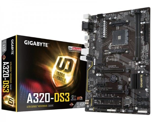 GIGABYTE GA-A320-DS3 rev.1.1