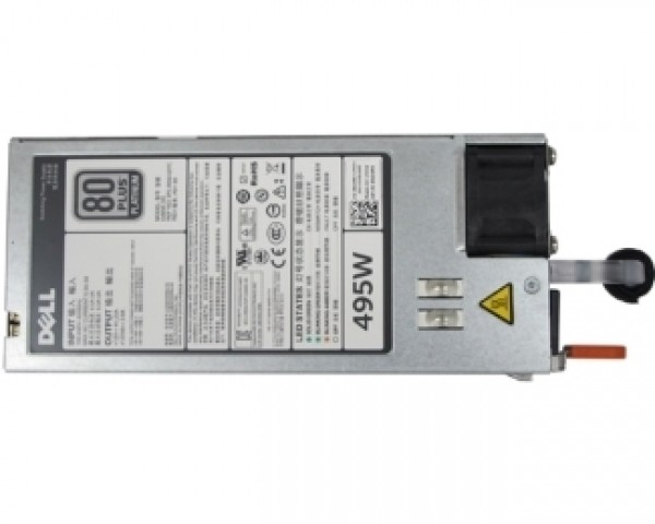 DELL 495W Single Hot-Plug Power Supply