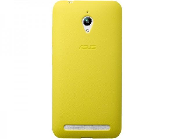 ASUS PF-01 Bumper Case futrola za ZenFone Go (ZC500TG) mobilni telefon žuta