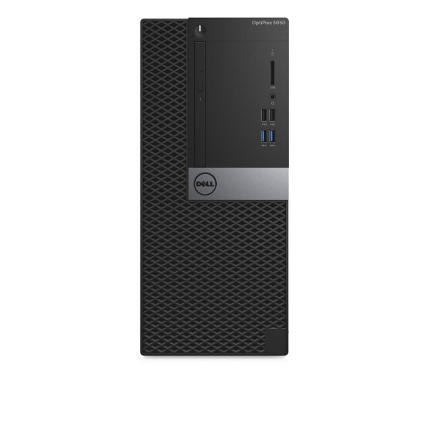 DELL OptiPlex 5050 MT i7-7700 8GB 1TB DVDRW S Win10Pro64bit 3yr NBD