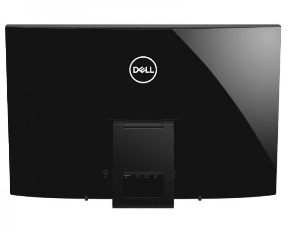 DELL Inspiron 24 (3477) 23.8'' FHD Core i5-7200U 2-Core 2.5GHz (3.1GHz) 8GB 1TB ODD Windows 10 Home 64bit crni