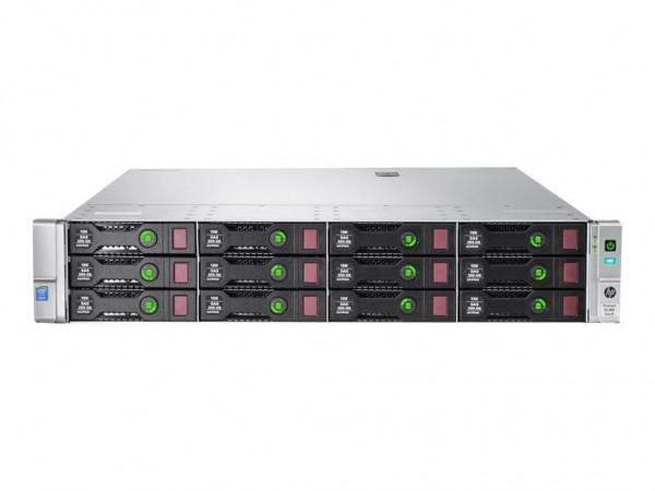 HPE DL380 Gen9 2x Intel E5-2650v4 32GB P440ar2GB 8SFF 2x10Gb NoHDD DVD-RW 2x800W Remarket 2U Rack 3' ( '826684R-B21' )