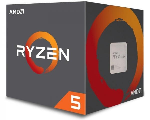 AMD Ryzen 5 1500X 4 cores 3.5GHz (3.7GHz) Box