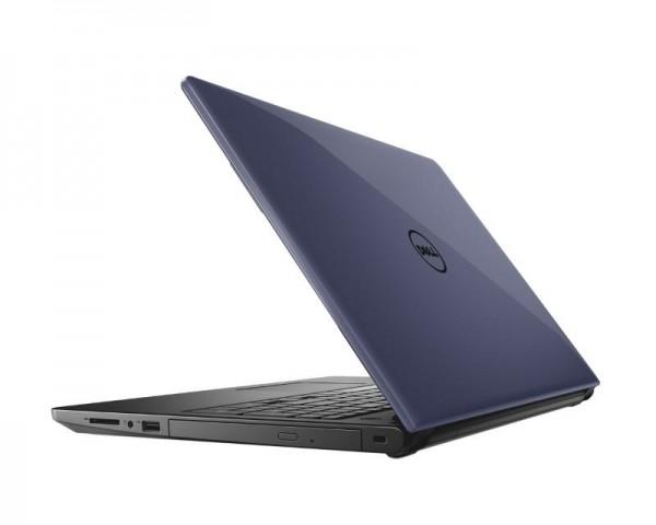 DELL Inspiron 15 (3576) 15.6'' FHD Intel Core i5-8250U 1.6GHz (3.4GHz) 8GB 1TB AMD Radeon 520 2GB 4-cell ODD plavi Ubuntu 5Y5B