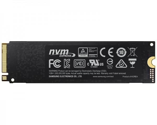 SAMSUNG 512GB M.2 NVMe MZ-V7P512BW 970 PRO Series SSD