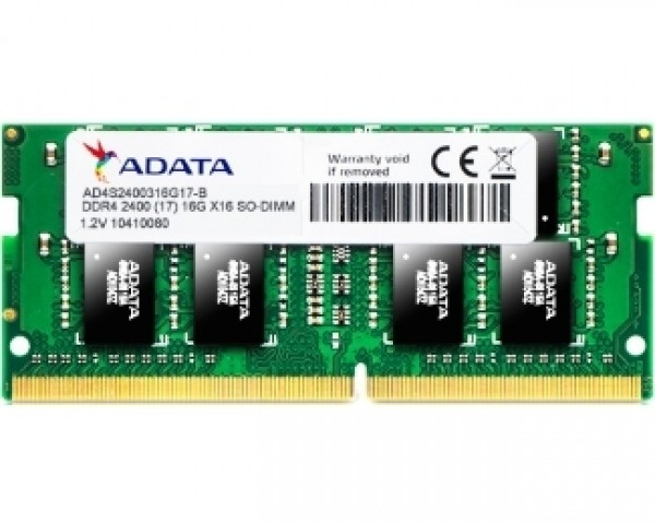 A-DATA SODIMM DDR4 4GB 2400Mhz AD4S2400W4G17-B