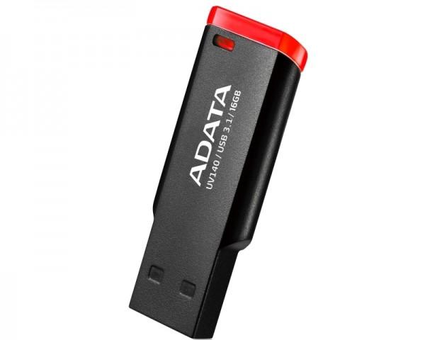 A-DATA 16GB 3.1 AUV140-16G-RKD crno crveni