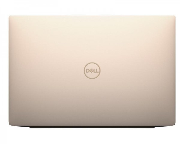 DELL XPS 13 (9370) 13.3'' 4K UHD Touch Intel Core i7-8550U 1.8GHz (4.0GHz) 8GB 256GB SSD Backlit Windows 10 Professional 64bit Rose Gold 5Y5