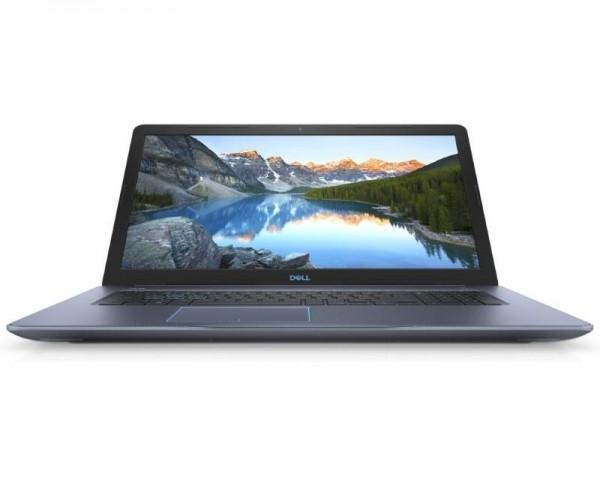 DELL G3 15 (3579) 15.6'' FHD Intel Core i7-8750H 2.2GHz (4.1GHz) 8GB 256GB SSD GeForce GTX 1050Ti 4GB Backlit plavi Windows 10 Home 64bit 5Y