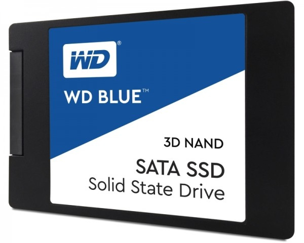 WD 250GB 2.5'' SATA III WDS250G2B0A Blue