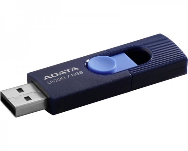 A-DATA 8GB 2.0 AUV220-8G-RBLNV plavi