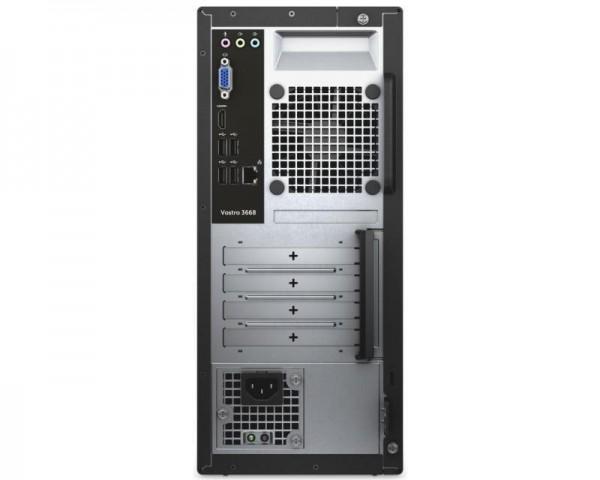 DELL Vostro 3668 MT Pentium G4560 4GB 1TB DVDRW V Win10Pro64bit 3yr NBD + WiFi