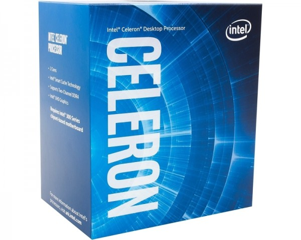INTEL Celeron G4900 2-Core 3.1GHz Box