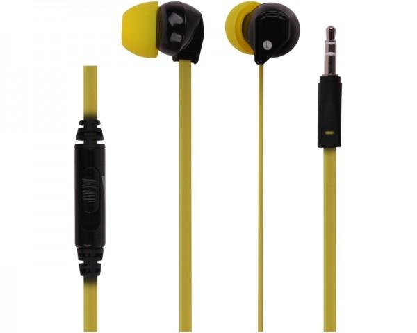 SENCOR SEP 170 VC žute slušalice