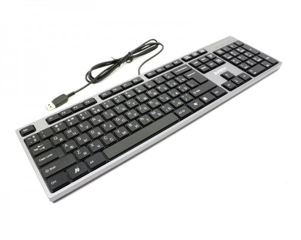 A4 TECH KD-300 X-Slim USB YU crna tastatura