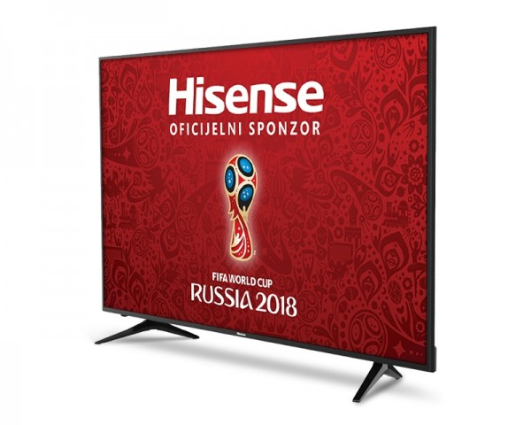 HISENSE 43'' H43A6100 Smart LED 4K Ultra HD LCD TV