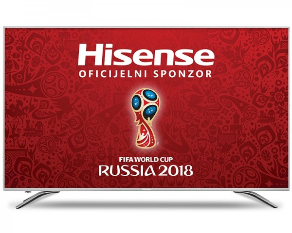 HISENSE 43'' H43A6500 Smart LED 4K Ultra HD LCD TV