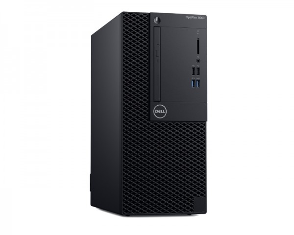 DELL OptiPlex 3060 MT i3-8100 4GB 1TB DVDRW Win10Pro64bit 3yr NBD