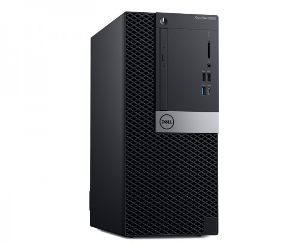 DELL OptiPlex 5060 MT i7-8700 8GB 1TB DVDRW Win10Pro64bit 3yr NBD