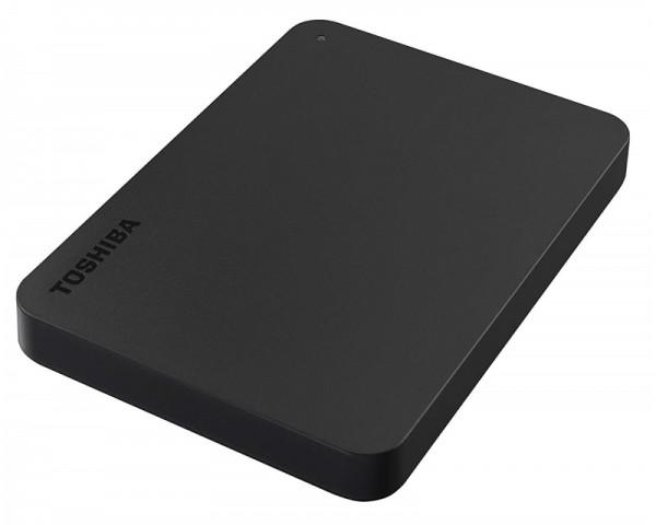 TOSHIBA Canvio Basics 2TB 2.5'' crni eksterni hard disk HDTB420EK3AA
