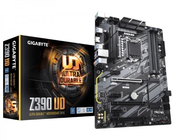 GIGABYTE Z390 UD rev. 1.0