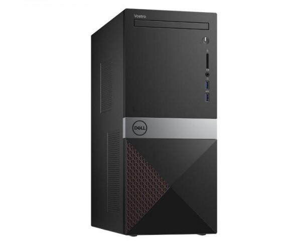 DELL Vostro 3670 MT i5-8400 8GB 1TB DVDRW Ubuntu 3yr NBD + WiFi