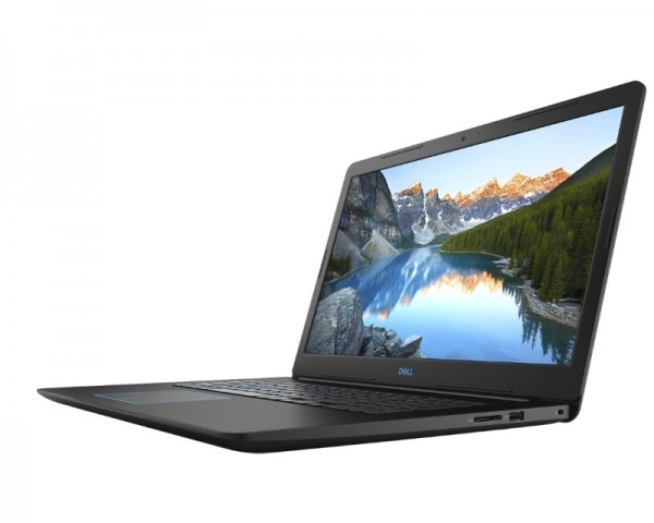DELL G3 17 (3779) 17.3'' FHD Intel Core i7-8750H 2.2GHz (4.1GHz) 16GB 1TB 128GB SSD GeForce GTX 1050Ti 4GB Backlit crni Ubuntu 5Y5B