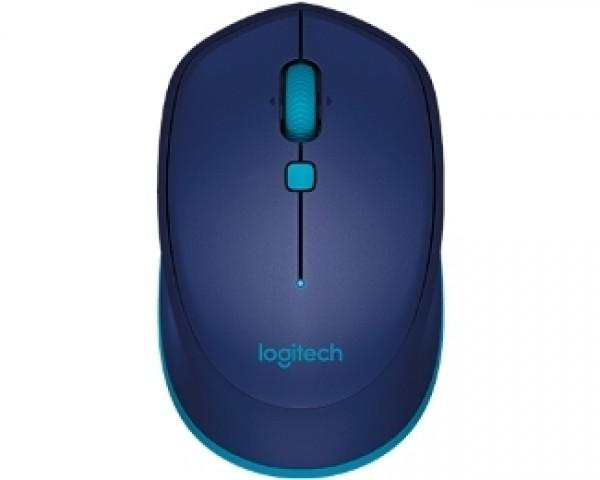 LOGITECH M535 Bluetooth plavi miš