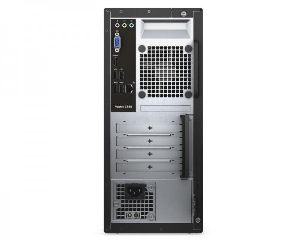 DELL Vostro 3668 MT 4GB 1TB DVDRW V Win10Pro64bit 3yr NBD + WiFi