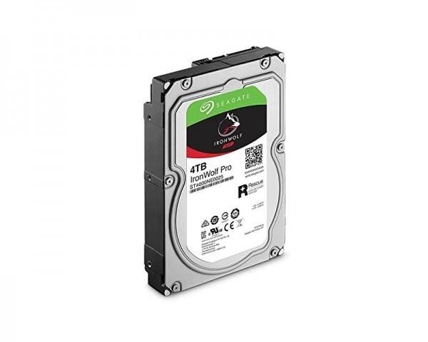 SEAGATE 4TB 3.5'' SATA III 128MB 7.200 ST4000NE0025 IronWolf Pro