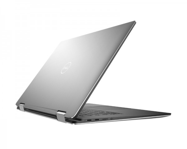 DELL XPS 15 (9575) 2-u-1 15.6'' FHD Touch Intel Core i7-8705G 3.1GHz (4.1GHz) 16GB 512GB SSD AMD Radeon RX Vega 870 4GB Backlit srebrni Wind