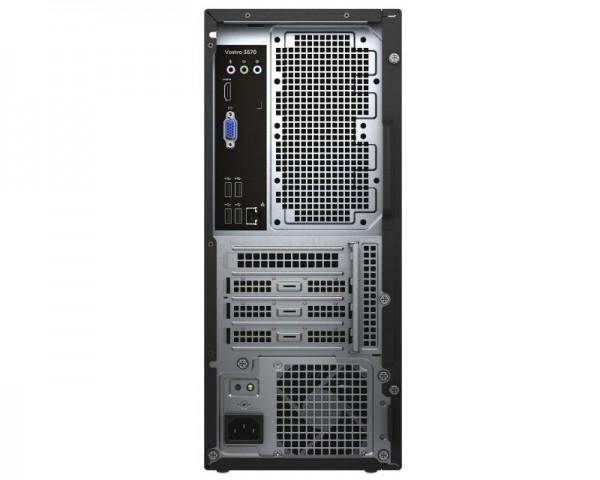 DELL Vostro 3670 MT i5-8400 4GB 1TB DVDRW Win10Pro64bit 3yr NBD + WiFi