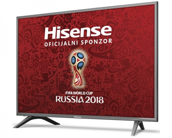 HISENSE 43'' H43N5700 Smart LED 4K Ultra HD digital LCD TV
