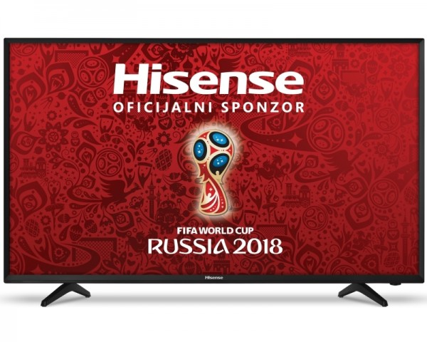 HISENSE 43'' H43M2165FTS LED Full HD digital LCD TV