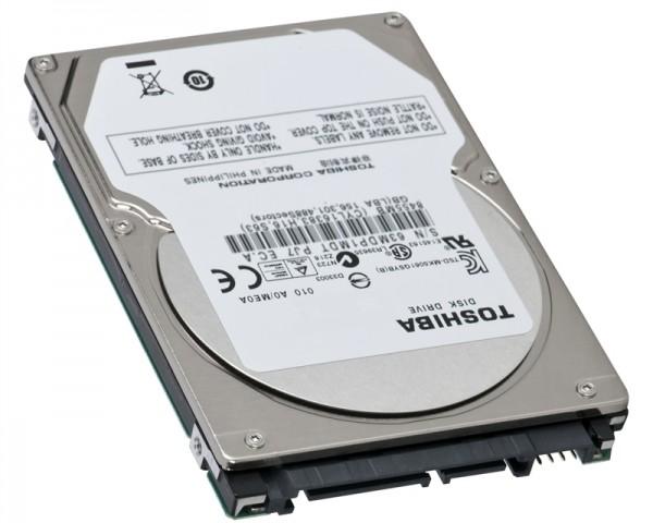 TOSHIBA 500GB 2.5'' SATA II 8MB 5.400rpm MQ01ABF050